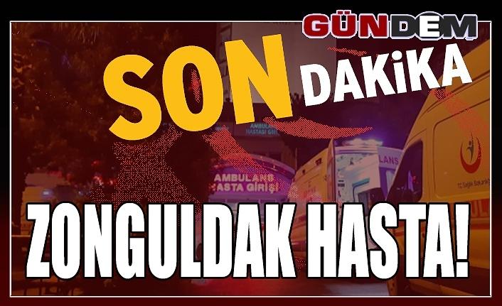 Zonguldak hasta!