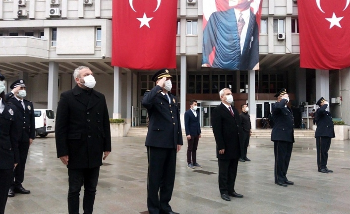 Zonguldak'ta Polis Haftası kutlandı
