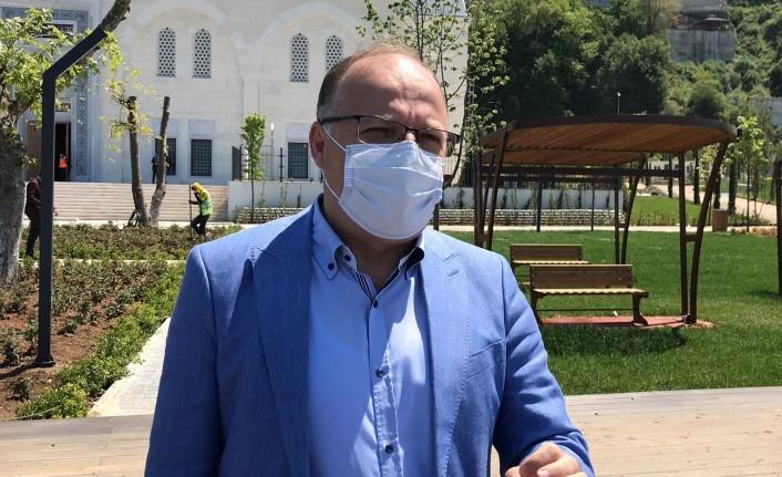 VALİ TUTULMAZ'DAN MANOLYA PARK AÇIKLAMASI